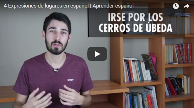 4 expresiones de lugares en español
