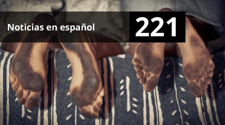 221. Noticias en español