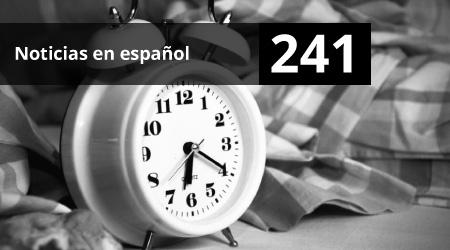 241. Noticias en español