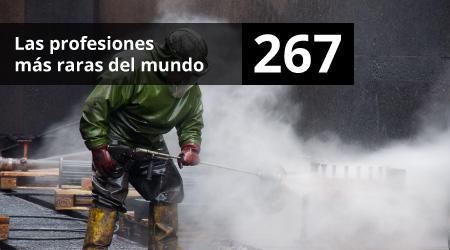 267. Los trabajos más raros del mundo