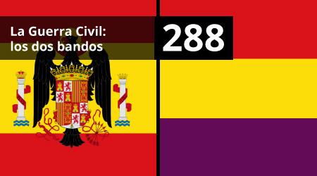 288. La Guerra Civil española: los dos bandos | Hoy Hablamos