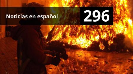 296. Noticias en español