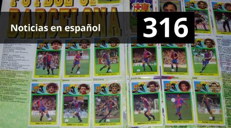 316. Noticias en español