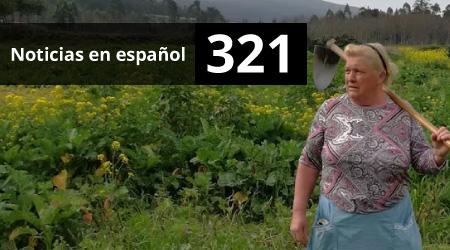 321. Noticias en español