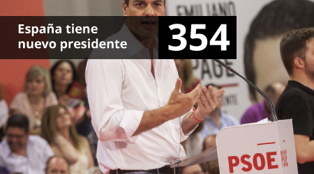 354. España tiene nuevo presidente