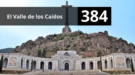 384. El Valle de los Caídos