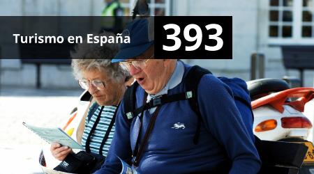 393. Turismo en España
