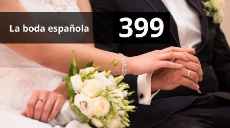 399. La boda española