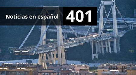 401. Noticias en español
