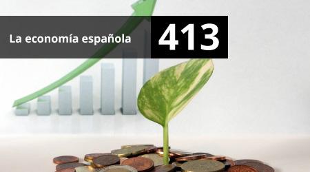 413. La economía española