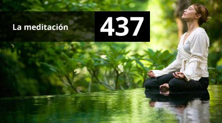 437. La meditación