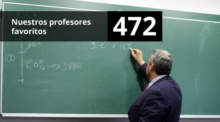 472. Nuestros profesores favoritos