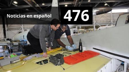 476. Noticias en español