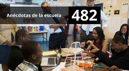 482. Anécdotas de la escuela