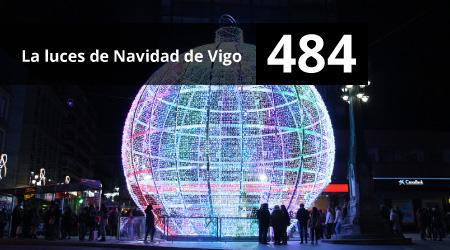 484. Las luces de Navidad de Vigo
